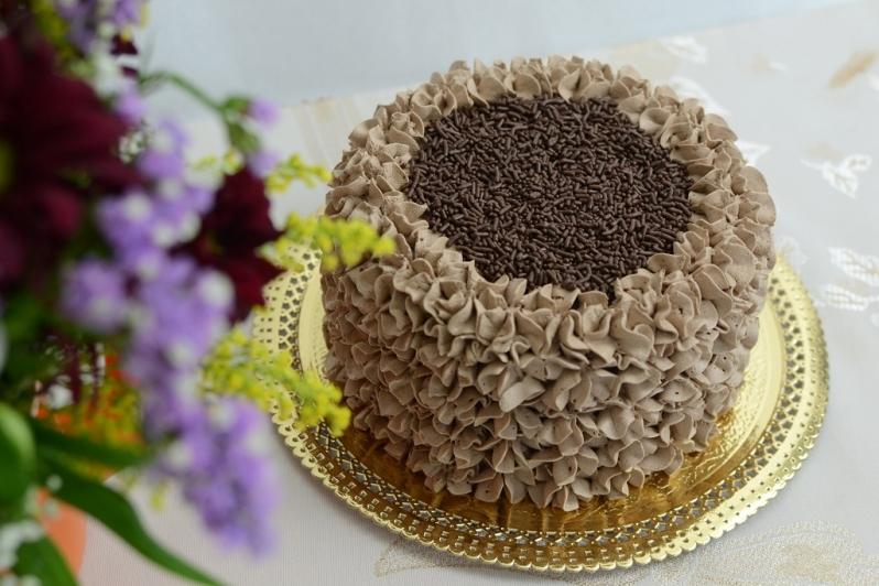 Confeitaria de Bolo e Torta Salgada Bela Vista - Bolo Confeitaria Refinada
