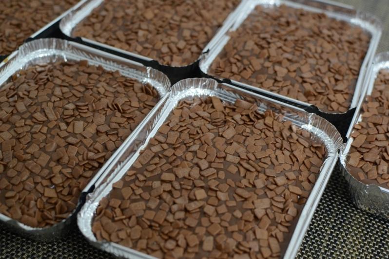 Onde Comprar Bolo de Pote Cenoura Região Central - Bolo de Pote de Chocolate