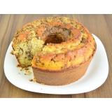 bolo caseiro tradicional Região Central