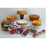 bolos caseiros de 1kg Santa Efigênia