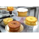 bolos caseiros recheado Santa Cecília