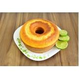 bolos de pote limão Consolação