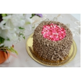 encomenda bolo de aniversário Bom Retiro