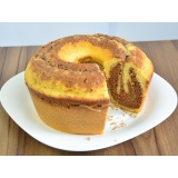 onde tem bolo caseiro 2 camadas Santa Cecília