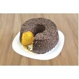 onde tem bolo caseiro recheado Cambuci