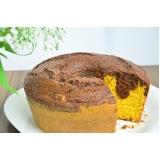 quanto custa bolo caseiro para mesversário Santa Cecília