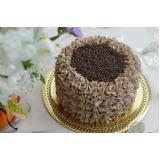 quanto custa bolo confeitado mesclado Higienópolis