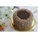quanto custa bolo confeitado mesclado Vila Buarque