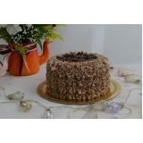 quanto custa bolo confeitado simples redondo Bixiga